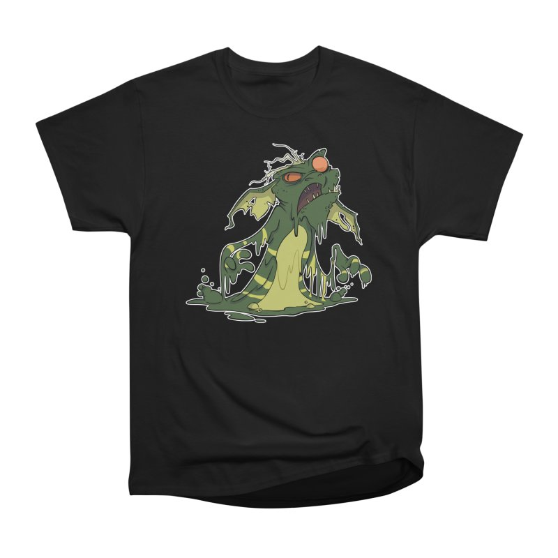 Gremlin Melting Women's Heavyweight Unisex T-Shirt by westinchurch's Artist Shop