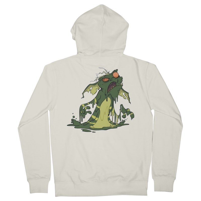 Gremlin Melting Men's Zip-Up Hoody by westinchurch's Artist Shop