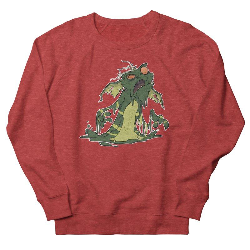 Gremlin Melting Women's Sweatshirt by westinchurch's Artist Shop