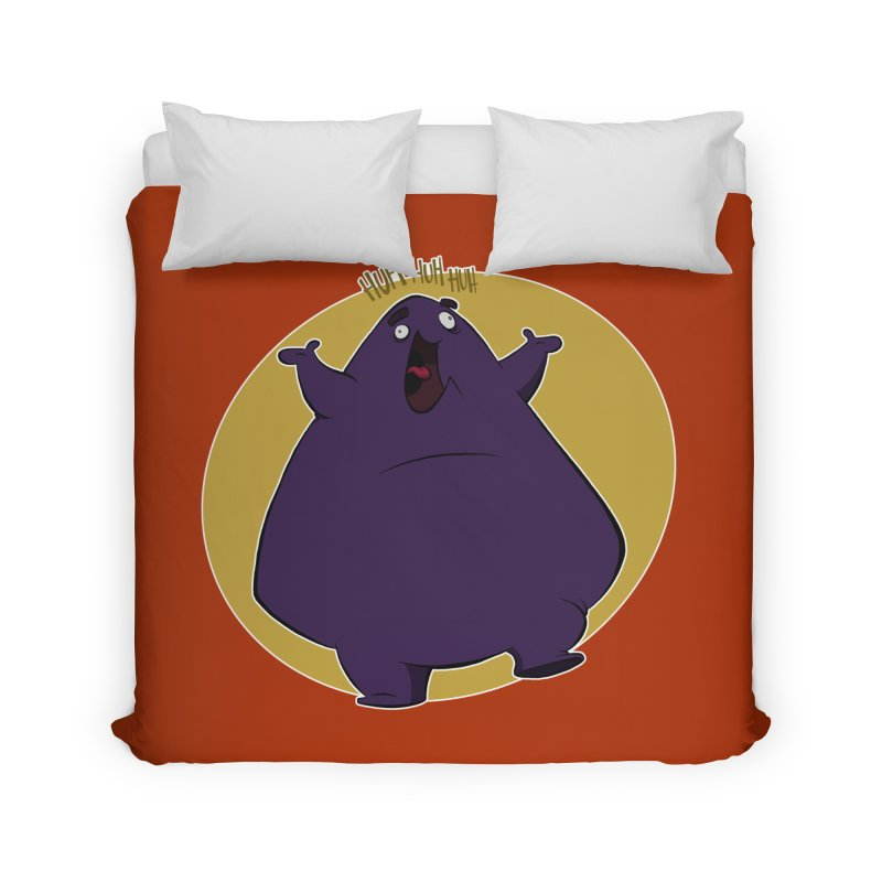 Grimace Home Duvet by westinchurch's Artist Shop