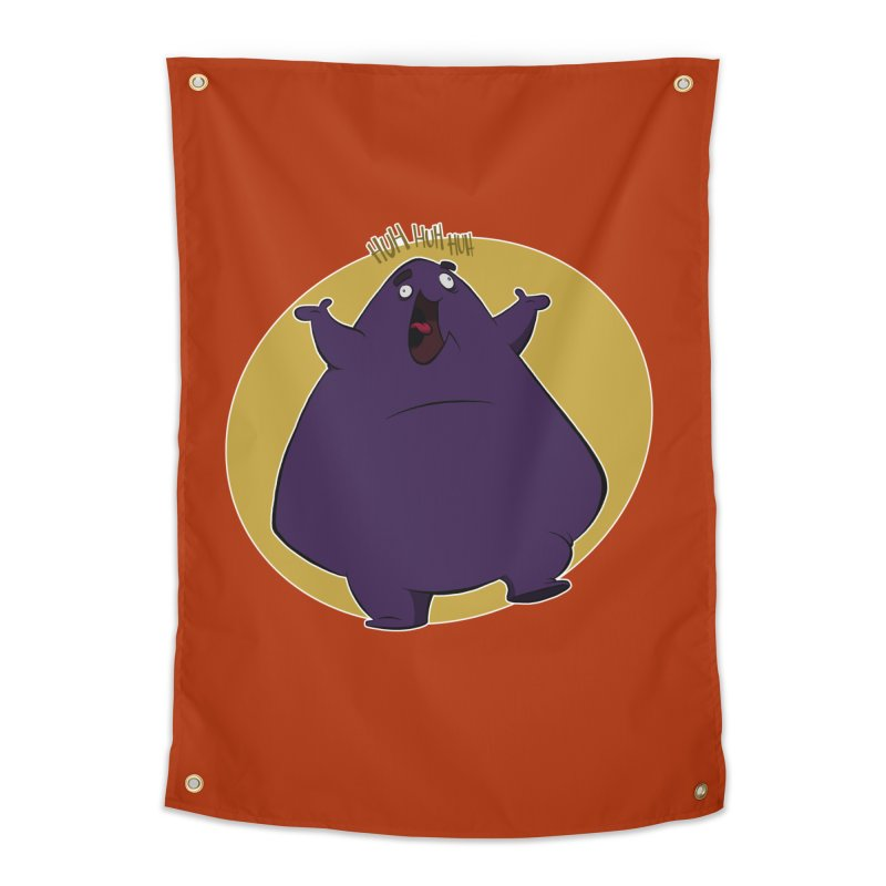 Grimace Home Tapestry by westinchurch's Artist Shop