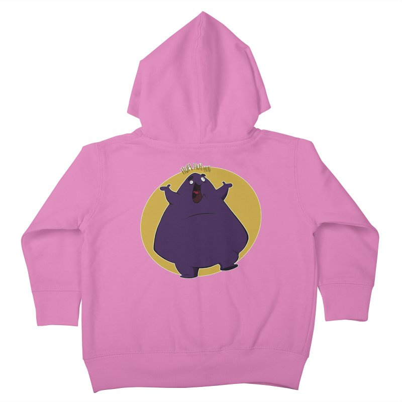 Grimace Kids Toddler Zip-Up Hoody by westinchurch's Artist Shop