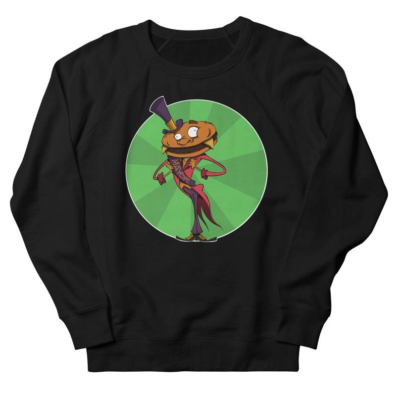 Mayor McCheese Men's Sweatshirt by westinchurch's Artist Shop