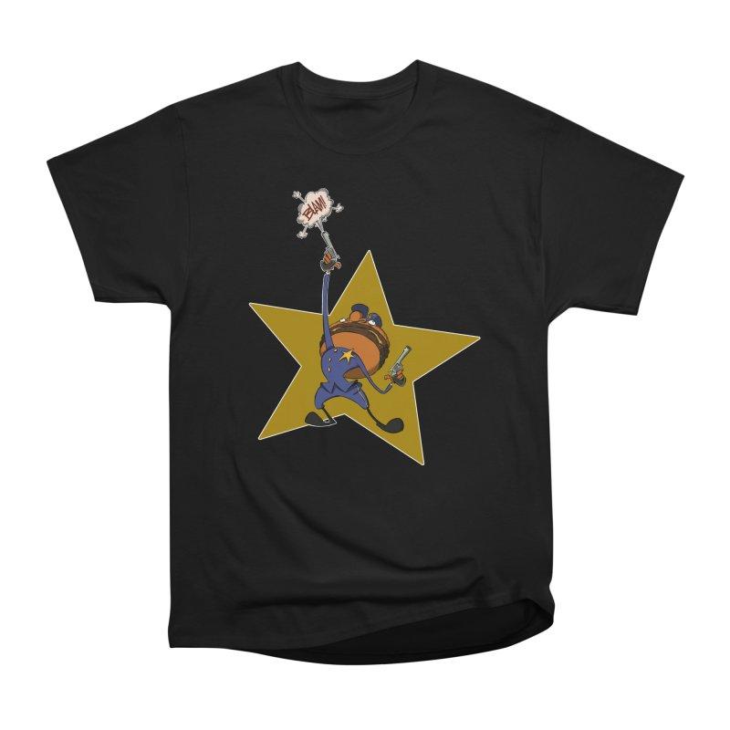 Officer Big Mac Women's Heavyweight Unisex T-Shirt by westinchurch's Artist Shop