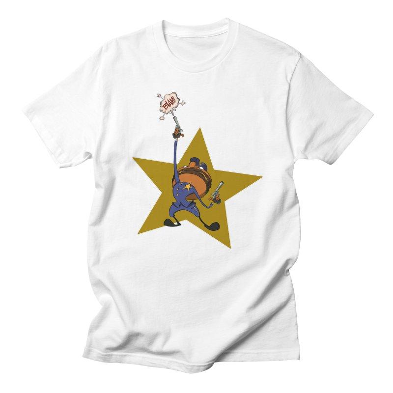 Officer Big Mac Women's Unisex T-Shirt by westinchurch's Artist Shop