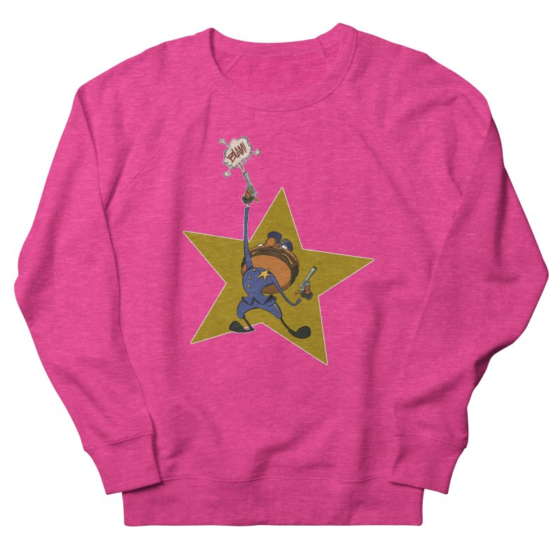 Officer Big Mac Women's Sweatshirt by westinchurch's Artist Shop