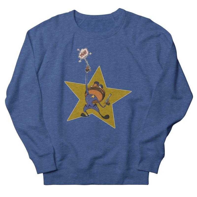 Officer Big Mac Men's Sweatshirt by westinchurch's Artist Shop