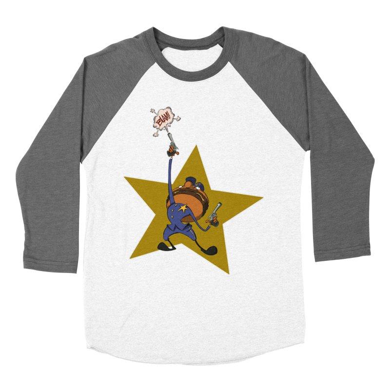 Officer Big Mac Women's Baseball Triblend T-Shirt by westinchurch's Artist Shop