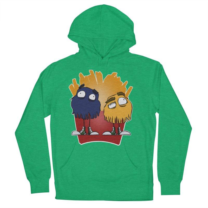 Fry Guys Women's Pullover Hoody by westinchurch's Artist Shop