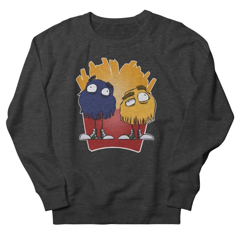 Fry Guys Women's Sweatshirt by westinchurch's Artist Shop