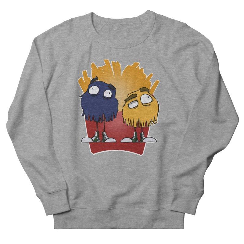 Fry Guys Men's Sweatshirt by westinchurch's Artist Shop