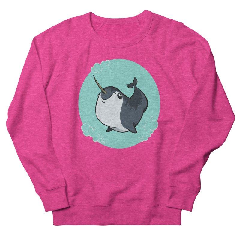 Mr. Narwhal Women's Sweatshirt by westinchurch's Artist Shop