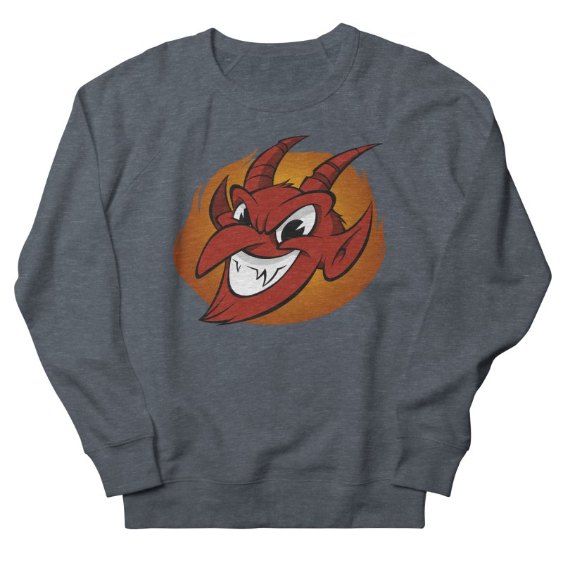 Red Devil! Women's Sweatshirt by westinchurch's Artist Shop