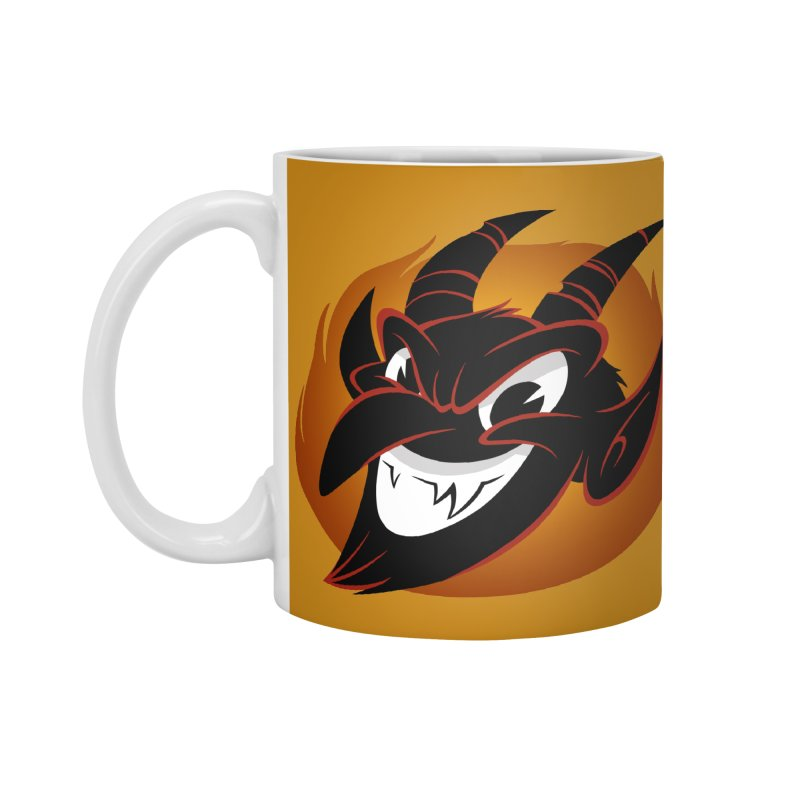 1930s Devil! Accessories Mug by westinchurch's Artist Shop