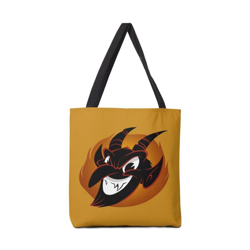 1930s Devil! Accessories Bag by westinchurch's Artist Shop