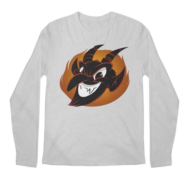 1930s Devil! Men's Longsleeve T-Shirt by westinchurch's Artist Shop