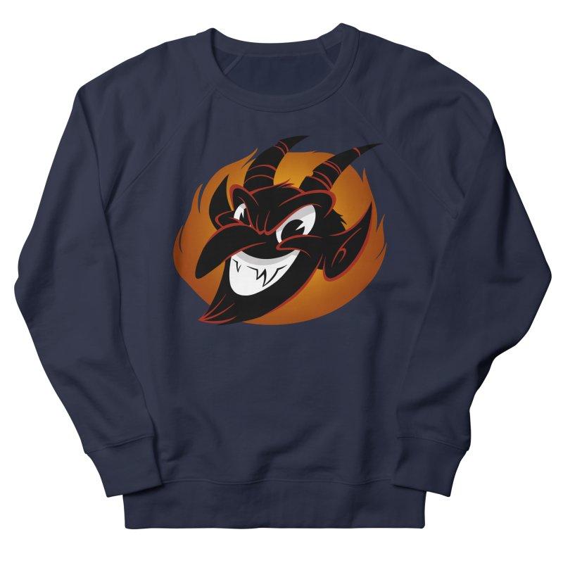1930s Devil! Women's Sweatshirt by westinchurch's Artist Shop