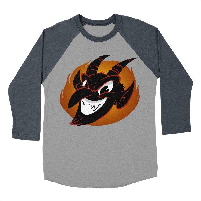 1930s Devil! Women's Baseball Triblend T-Shirt by westinchurch's Artist Shop
