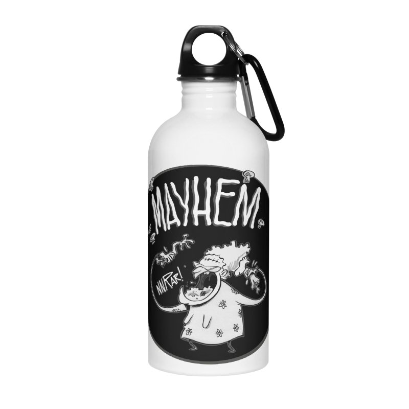 Frankengranny! Accessories Water Bottle by westinchurch's Artist Shop