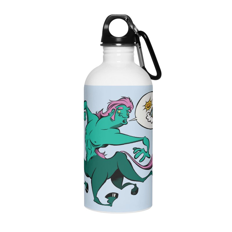 Centaur! Accessories Water Bottle by westinchurch's Artist Shop