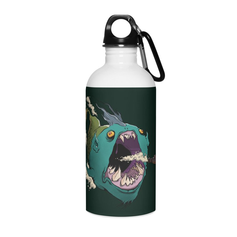 Mermaid! Accessories Water Bottle by westinchurch's Artist Shop