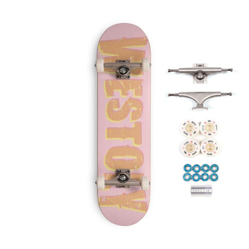 Westoly Skateboard Pumpkin Soup Accessories Complete - Premium Skateboard by Westoly Artist Shop
