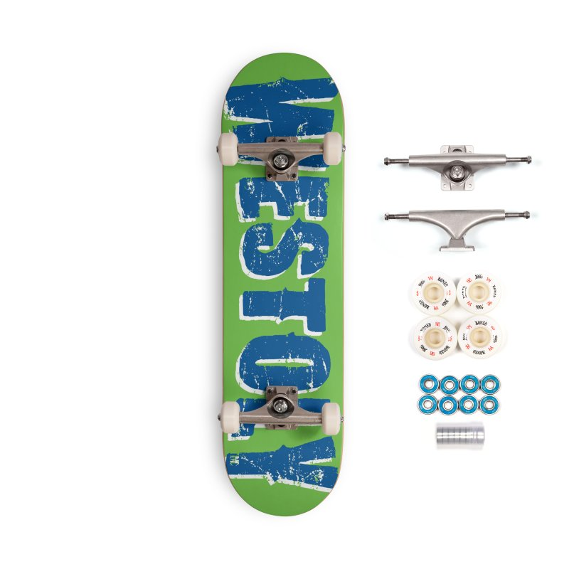 Westoly Skateboard Hawks Colors Accessories Complete - Premium Skateboard by Westoly Artist Shop