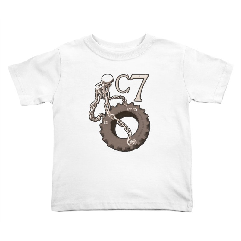 C7. Kids Toddler T-Shirt by Westoly