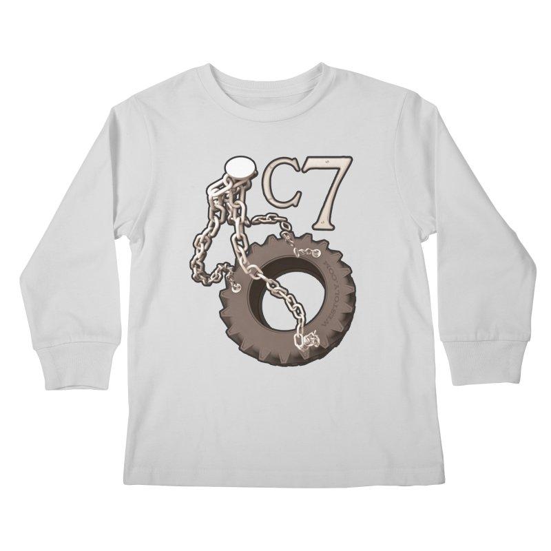 C7. Kids Longsleeve T-Shirt by Westoly