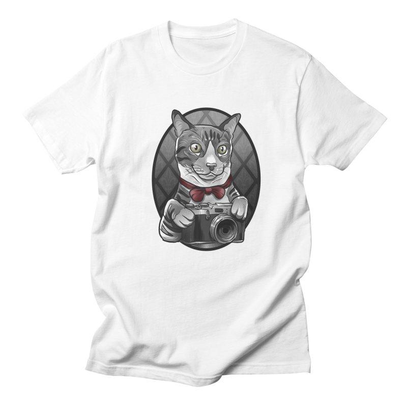 2016Q4 Toby the Tabby Cat Men's T-Shirt by West St. Studios' Artist Shop