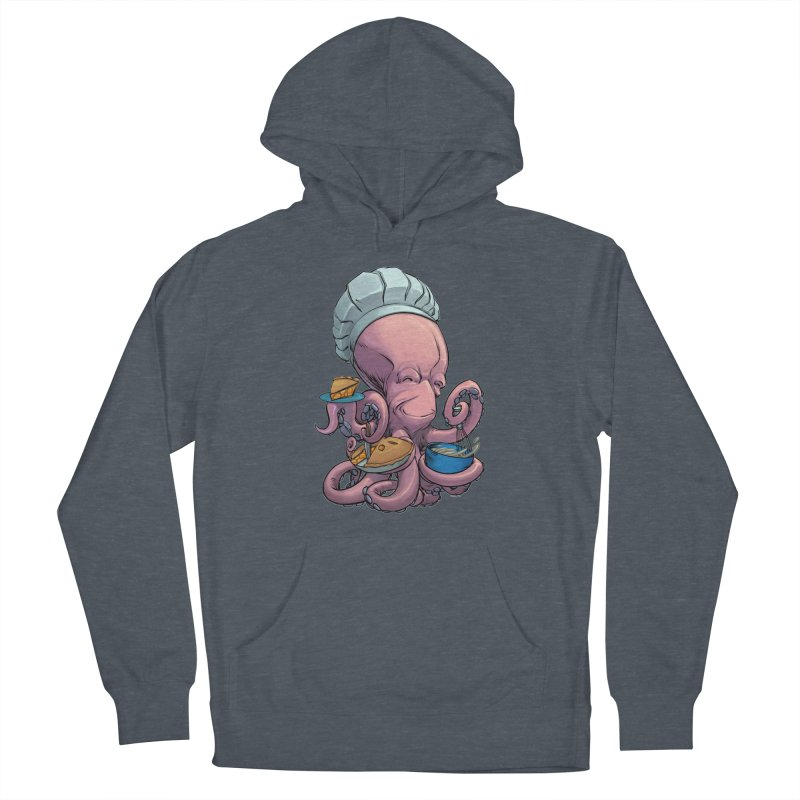 Octopie Men's Pullover Hoody by weswongwithyou's Artist Shop