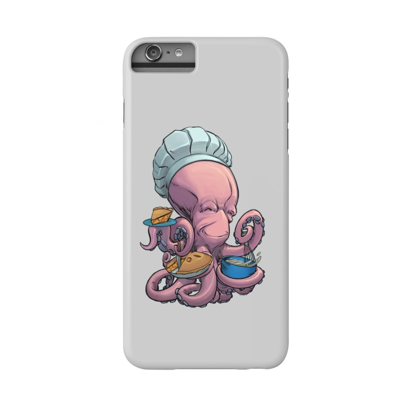 Octopie Accessories Phone Case by weswongwithyou's Artist Shop