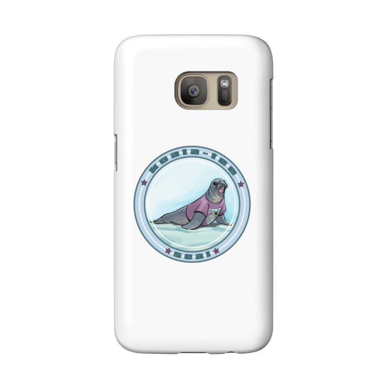 Koala-Tee Seal Accessories Phone Case by weswongwithyou's Artist Shop