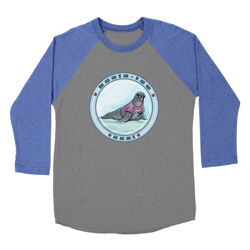 Koala-Tee Seal Men's Longsleeve T-Shirt by weswongwithyou's Artist Shop