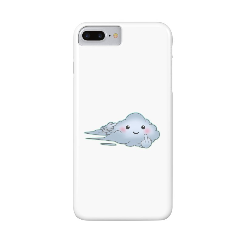 Cloudy Interference Accessories Phone Case by weswongwithyou's Artist Shop