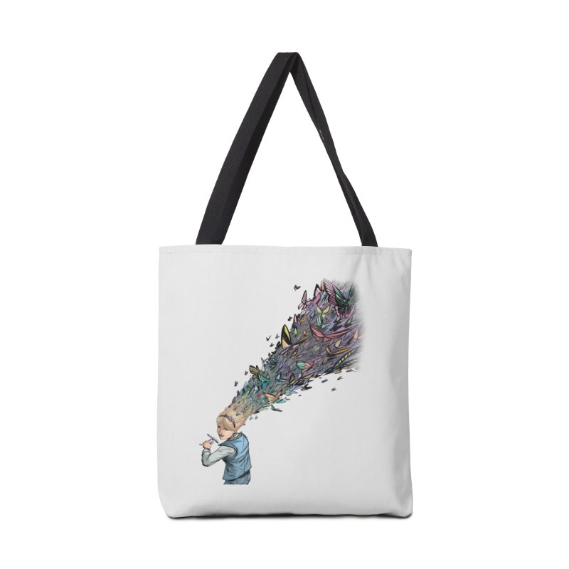 Butterflies Accessories Bag by weswongwithyou's Artist Shop