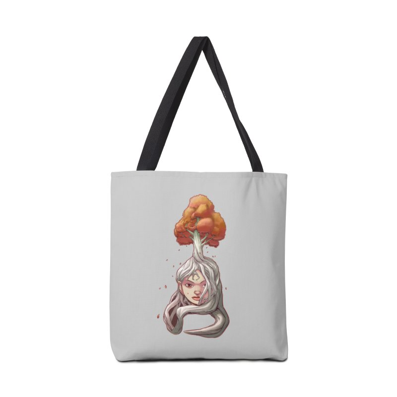 Your Roots Are Showing - Autumn Version Accessories Bag by weswongwithyou's Artist Shop