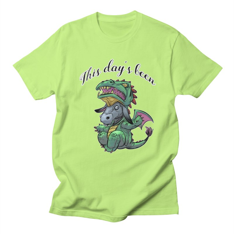 Dragon Ass Men's T-Shirt by weswongwithyou's Artist Shop