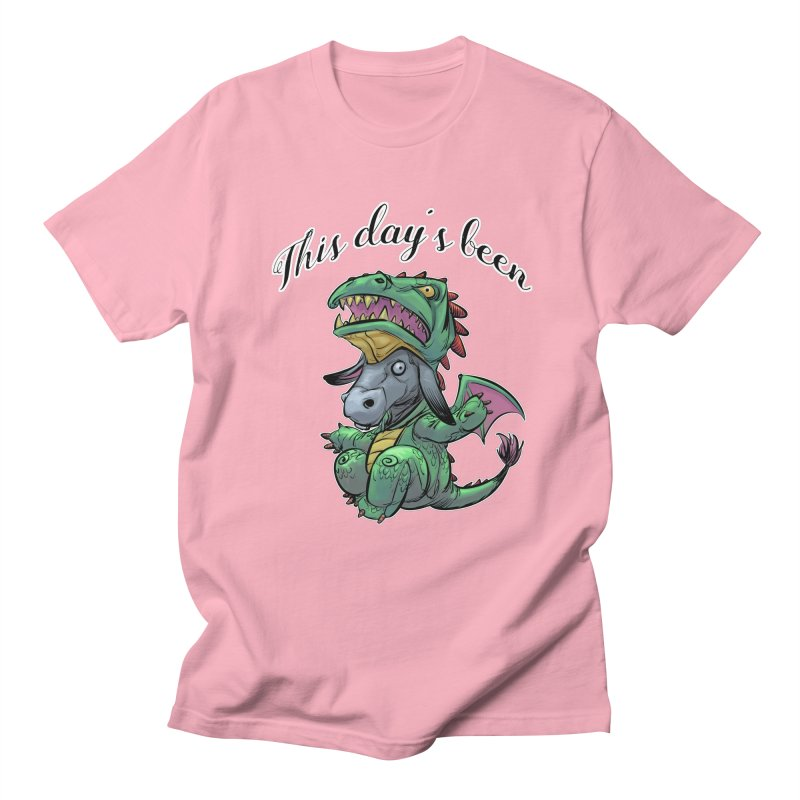 Dragon Ass Women's Regular Unisex T-Shirt by weswongwithyou's Artist Shop