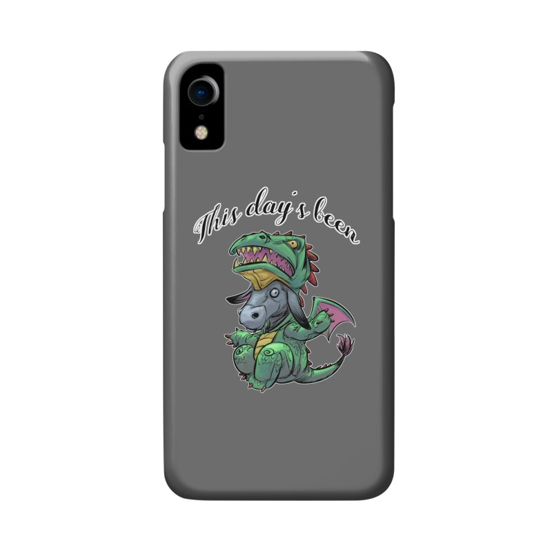 Dragon Ass Accessories Phone Case by weswongwithyou's Artist Shop