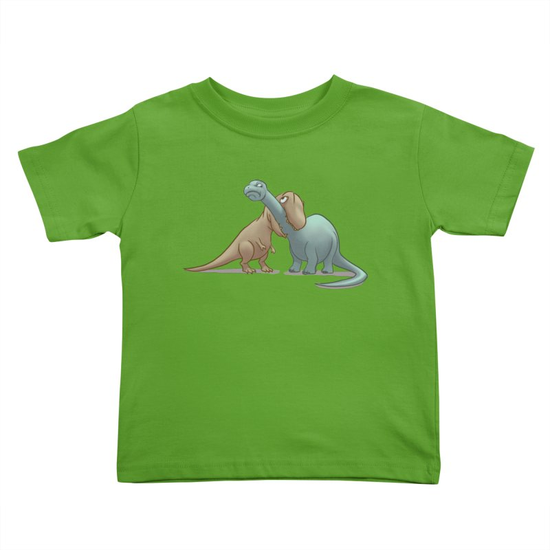 Well.. this is awkward Kids Toddler T-Shirt by weswongwithyou's Artist Shop