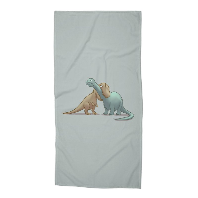 Well.. this is awkward Accessories Beach Towel by weswongwithyou's Artist Shop