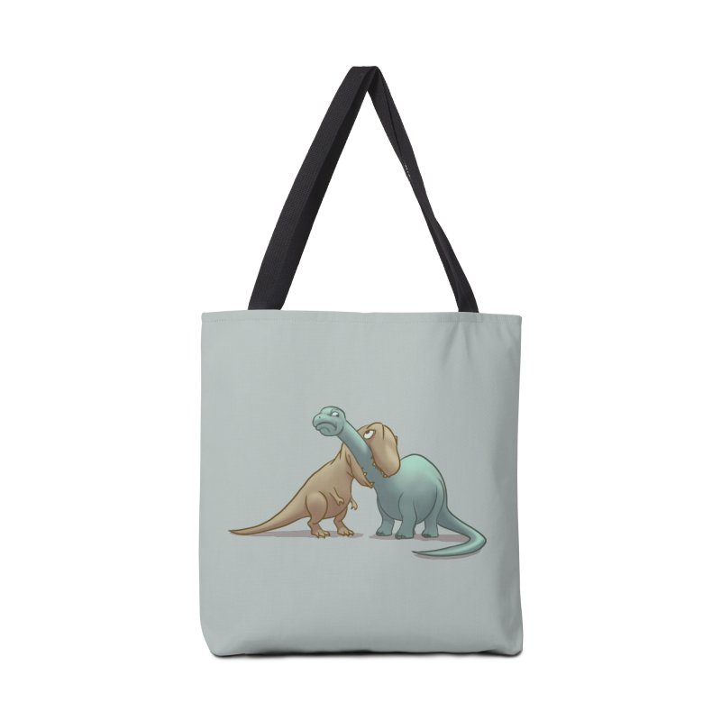 Well.. this is awkward Accessories Bag by weswongwithyou's Artist Shop