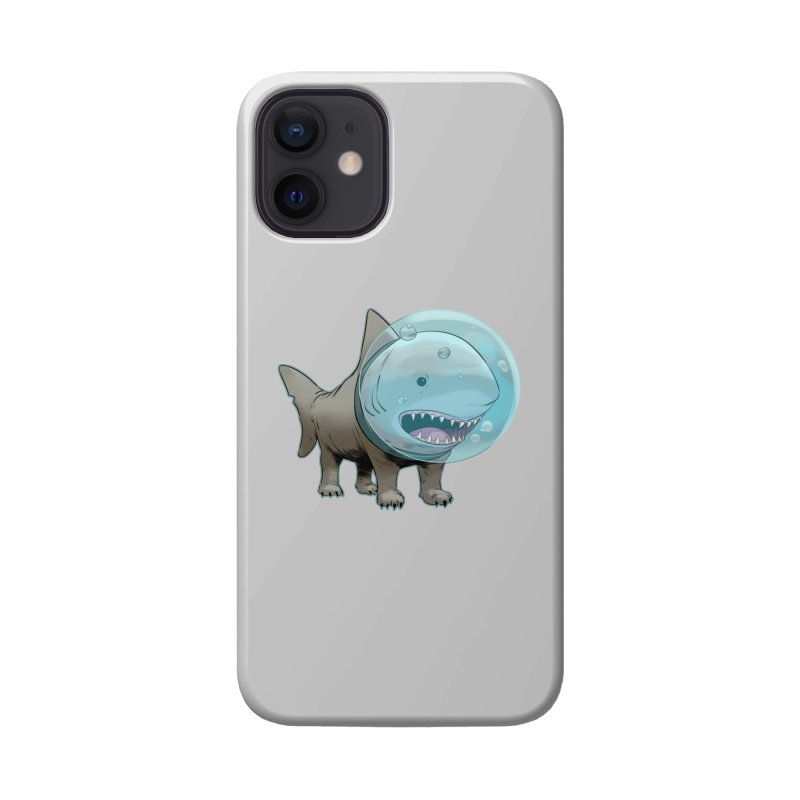 Shark+Pug=Shug Accessories Phone Case by weswongwithyou's Artist Shop