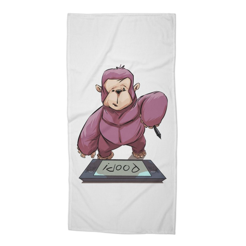Artist's Block Accessories Beach Towel by weswongwithyou's Artist Shop