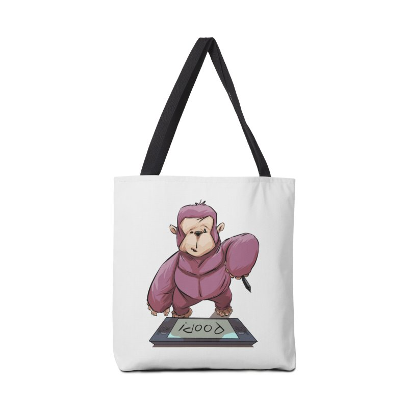 Artist's Block Accessories Bag by weswongwithyou's Artist Shop