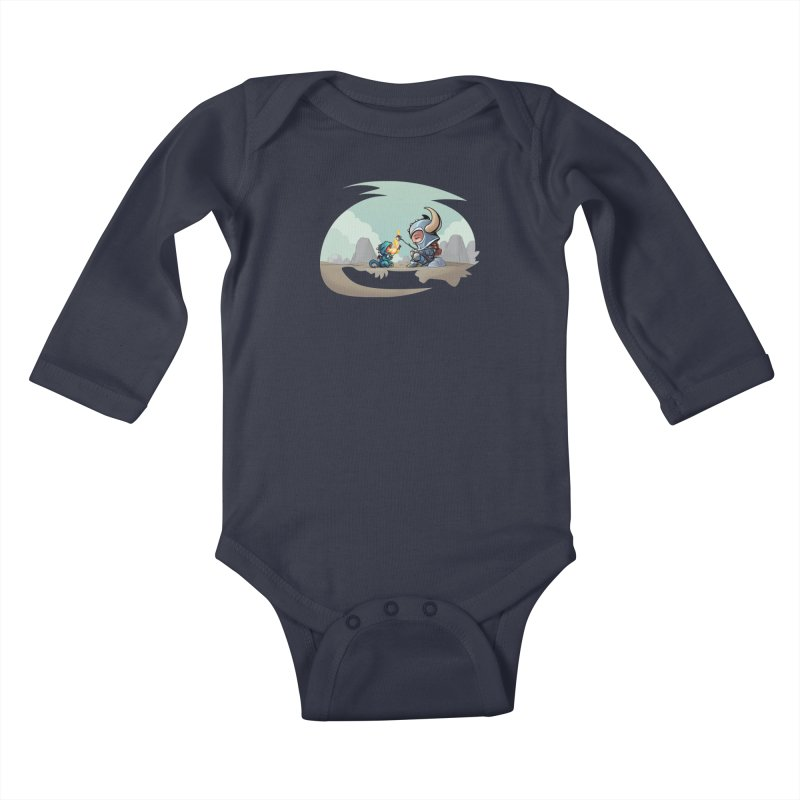 """""""We need not be enemies"""" Kids Baby Longsleeve Bodysuit by weswongwithyou's Artist Shop"""