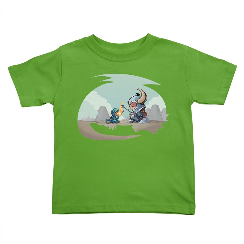 """We need not be enemies"" Kids Toddler T-Shirt by weswongwithyou's Artist Shop"