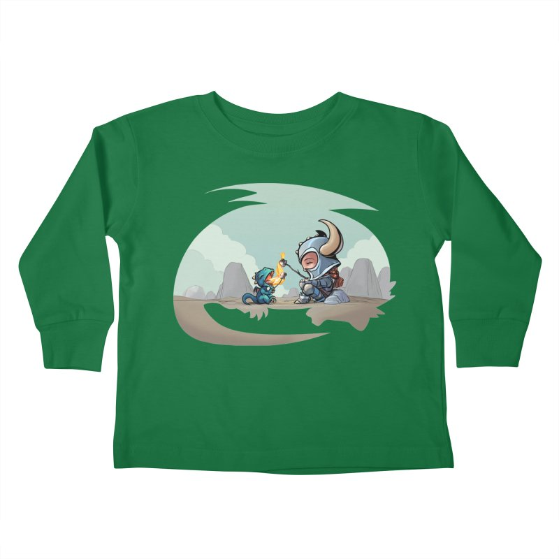 """""""We need not be enemies"""" Kids Toddler Longsleeve T-Shirt by weswongwithyou's Artist Shop"""