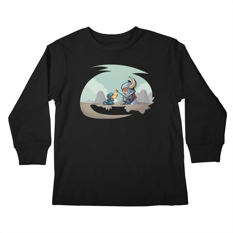 """""""We need not be enemies"""" Kids Longsleeve T-Shirt by weswongwithyou's Artist Shop"""